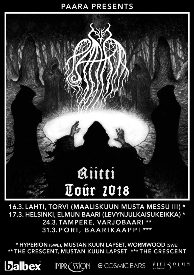 Riitti Tour 2018